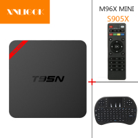 T95N Amlogic S905X Android TV Box 1G ROM 8G 64bit Quad Core 2 K 4 K