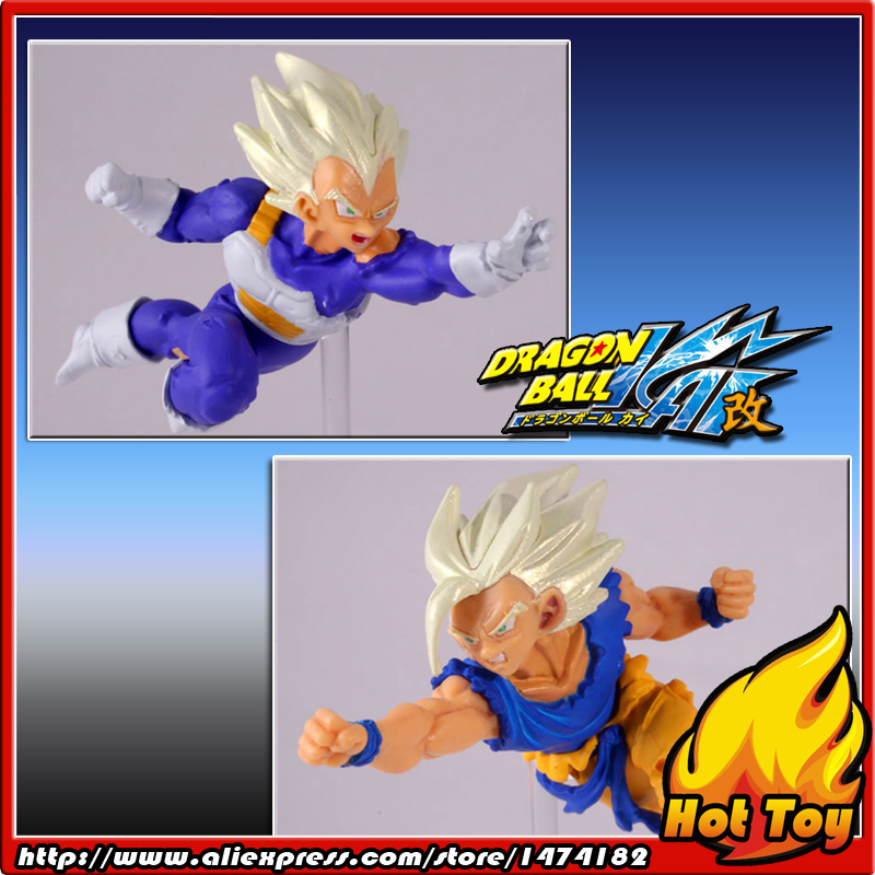 100% Original BANDAI Gashapon PVC Toy Figure HG Part 13 - Son Goku & Vegeta from Japan Anime Dragon Ball Z cmam anatomy07 reproduction model of intrauterine contraceptive guidance medical science educational teaching anatomical models