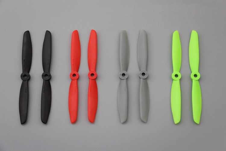 10 Pairs KINGKONG Blades 5045 5040 5*4 propeller prop CW/CCW RC QAV 250 Quadcopter Multi-Copter new 10 pairs 5045 5x4 5x3 5040 5x4x3 3 blade cw ccw clear single color propellers for kingkong rc fpv racer drone f19462