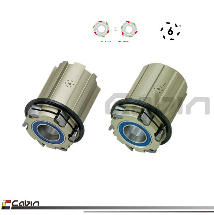 cassette body road bike novatec hub free body replacement free shipping