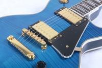 Пользовательские синий цвет клена top, золото Аппаратные средства Бесплатная доставка