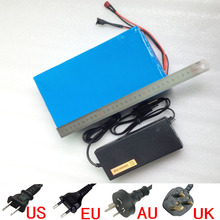 Great 48V 27.2AH 48V 27AH Ebike Li-ion Battery use Sanyo NCR18650BF 3400mah Cells Electric Bike Lithium Battery