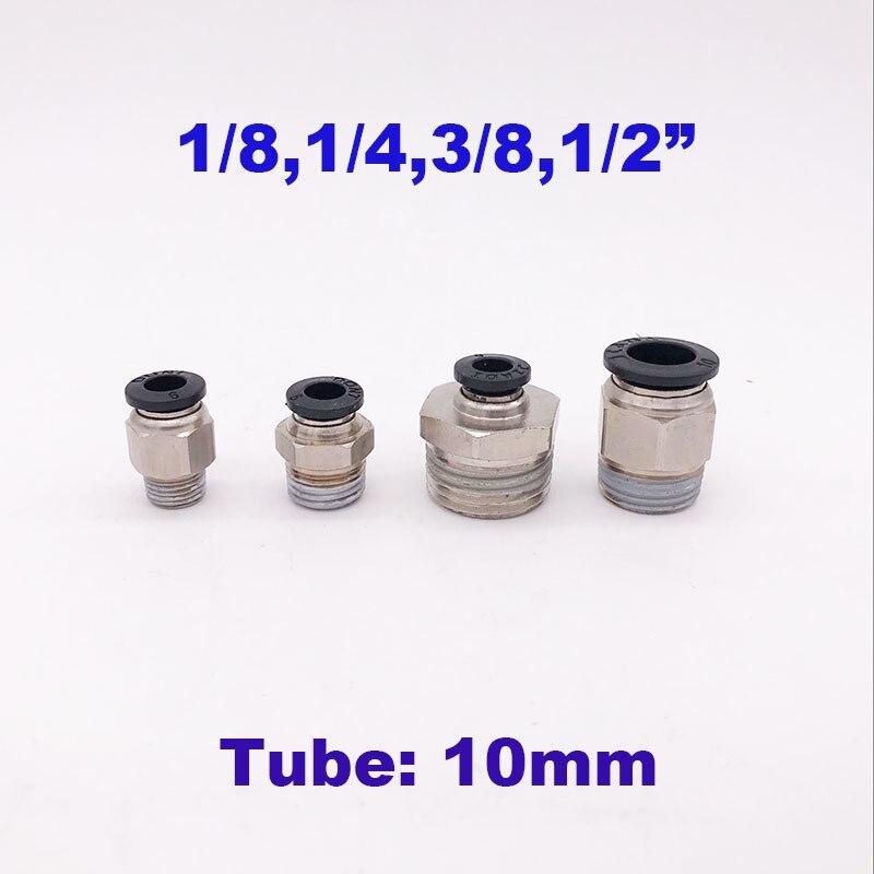 "New 3 Way Quick Coupling Air Hose Splitter Manifold 3//8/"" NPT--1//4/"" I//M"
