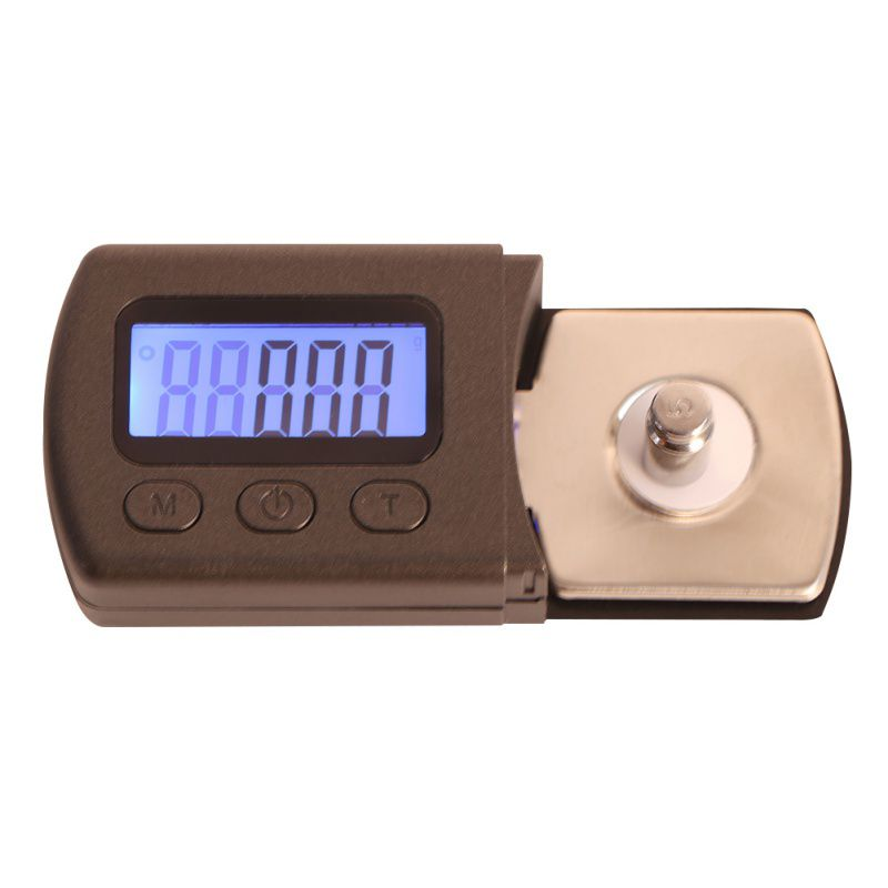Scale 0.01g LP Professional Vesion  Digital Turntable Stylus Force Scale balance Gauge led dzr sterling silver jewelry