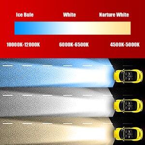 Image 2 - NEW Arrivals Car Lights Bulbs LED H4 H7 9003 HB2 H11 LED H1 H3 H8 H9 880 9005 9006 H13 9004 9007 Auto Headlights 12V Led Light