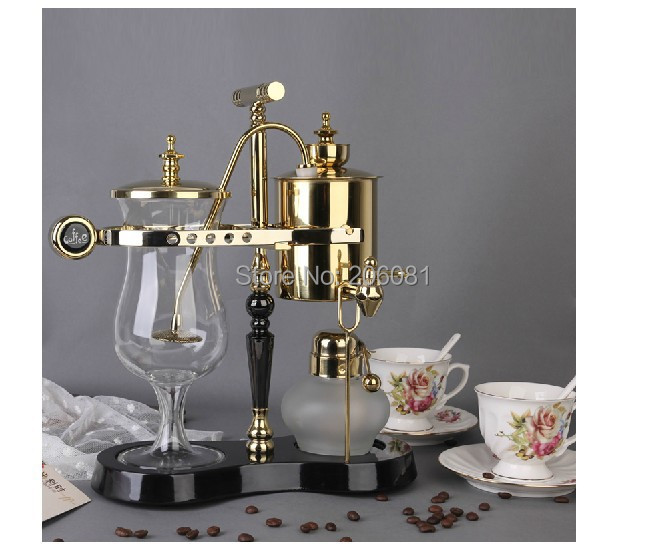 Royal belgium coffee maker/balancing siphon coffee maker/Balancing syphon coffee maker pot,450ml Vacuum Coffee Brewer dmwd japanese style siphon coffee maker tea siphon pot vacuum coffeemaker glass hydrocone type coffee machine filter 3cup 5cups