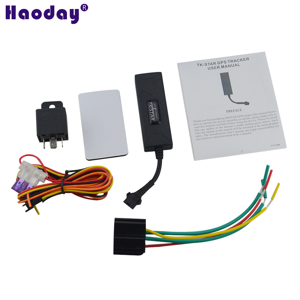 GPS/GSM Network Car Tracker TK806 10pcs/lot Vehicle Locator Remote Control By SMS GPRS Waterproof Tracking Device