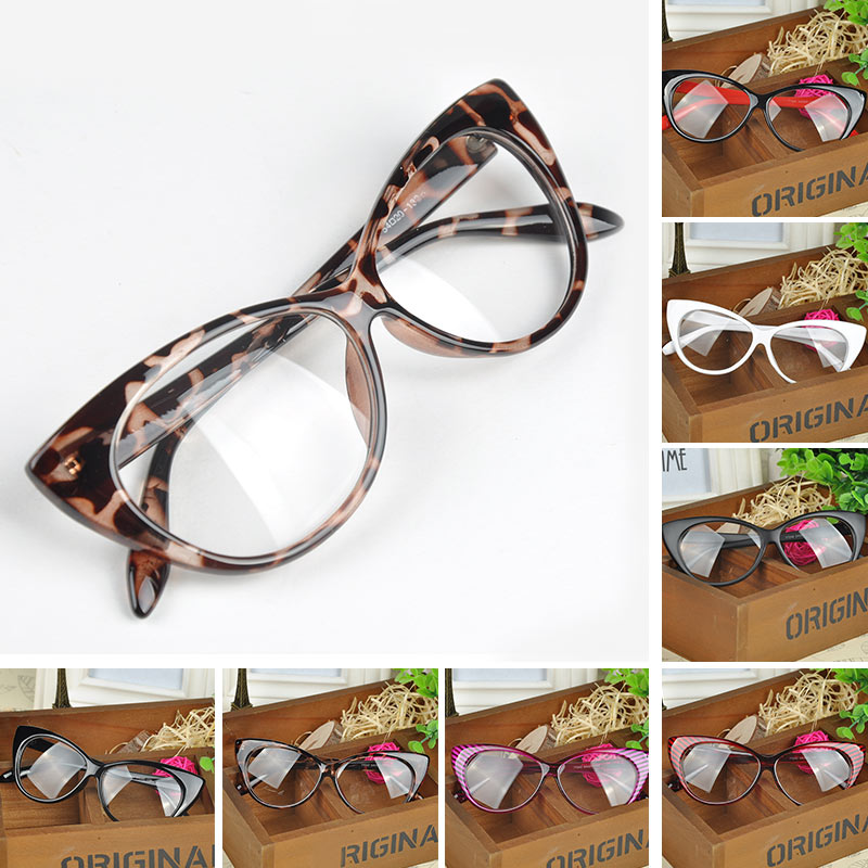Aliexpress Buy Fashion Choice Cats Eye Glasses Frames Shape
