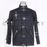 Michael Jackson Bad Black Jacket Cosplay Costume