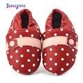 0-2 T Bebé Mocasines Niñas Zapatos de Cuero Suave de la Flor Calzado Del Niño Lindo Recién Nacido Primeros Caminante Prewalkers zapatos bebes