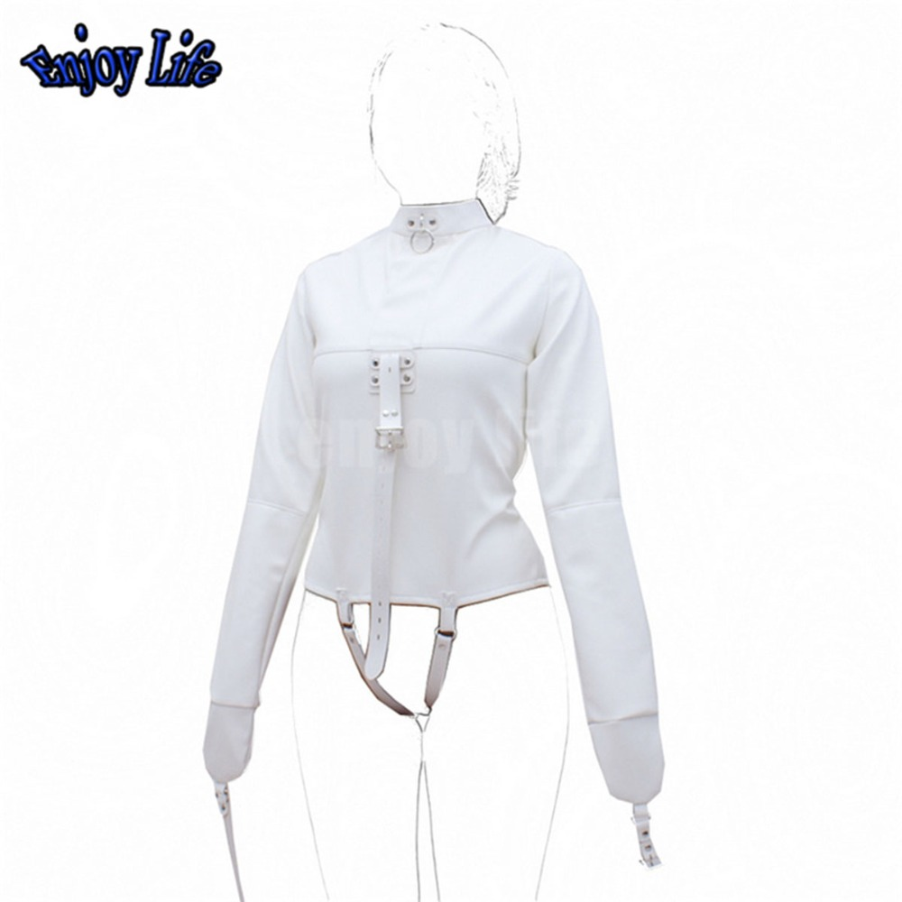 Compare Prices on White Straight Jacket- Online Shopping/Buy Low ...