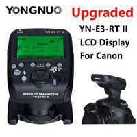 Yongnuo YN E3 RT II TTL Radio Flash Trigger Speedlite Transmitter as ST E3 RT for Canon 600EX RT II , YONGNUO YN600EX RT II