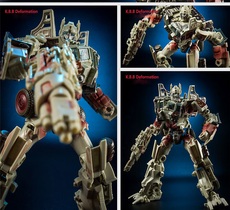 robô brinquedo metal liga op mp10v comandante