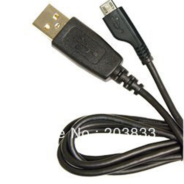 New Micro USB Data Charge Cable For Samsung Cellphone SCH-R100 SGH-T939 SCH-R850