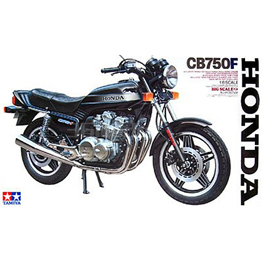 1/6 CB750F Motorcycle Model 16020