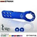 EPMAN Universal Todos Model Car Tow Alumínio Trailer Gancho gancho de Reboque Corrida Frontal EP-TH01F