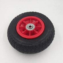 1PCS Children electric car accessories stroller automobile pneumatic wheels pneumatic tire rubber modified toy wheel toy tires