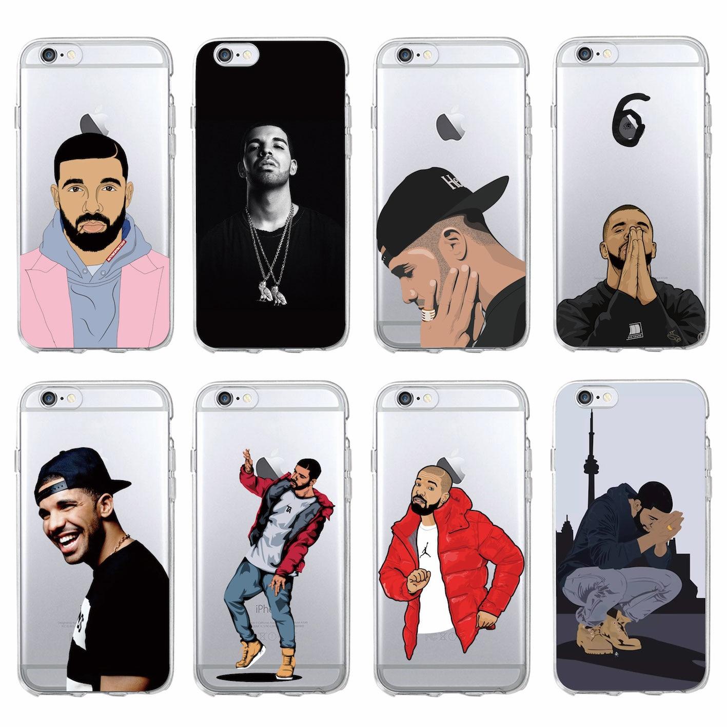Cute Sexy Drake One Dance 6 God 1 800 Hotline Bling Soft Phone ...