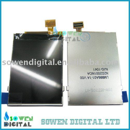 for Nokia 6280 LCD display 100% guarantee free shipping