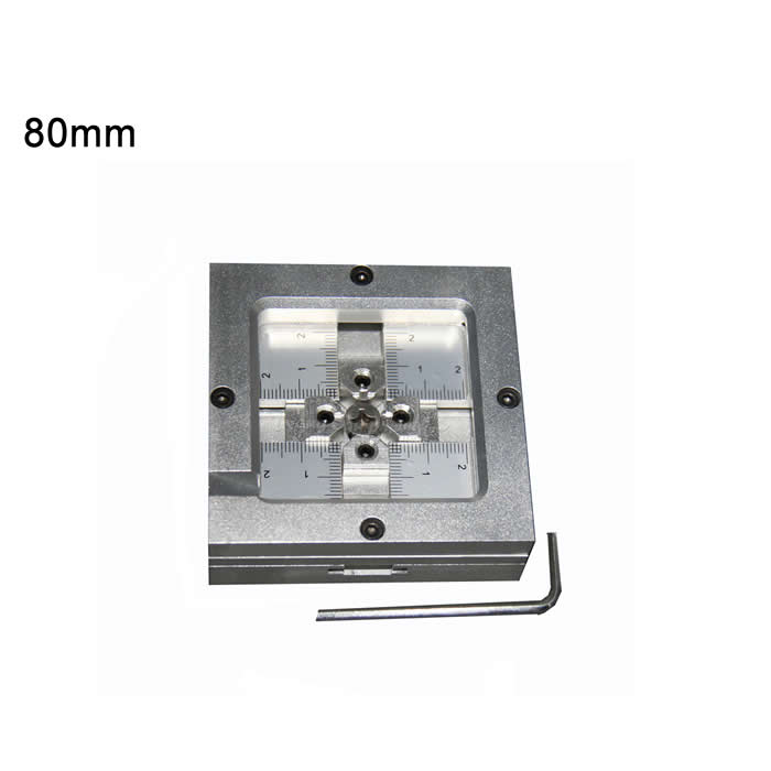 durable BGA reballing rework station stencils fixture clamp jig for BGA chip ball bga reapair part rapid fixture clamps fixture clamp fastening compactor gh101a