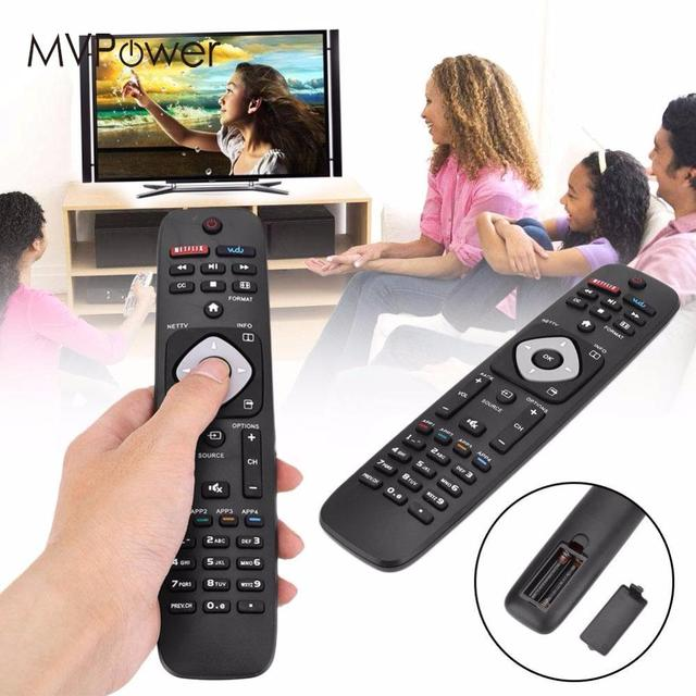 US $4 49 10% OFF|MVPower Universal Smart Wireless Replacement Remote  Control Television For Philips LCD LED 3D Smart TV Remote Controller  Gift-in