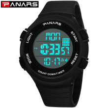 hot deal buy panars wristwatch mens digital watches sports watches for running chrono outdoor watch man military clock shockproof waterproof