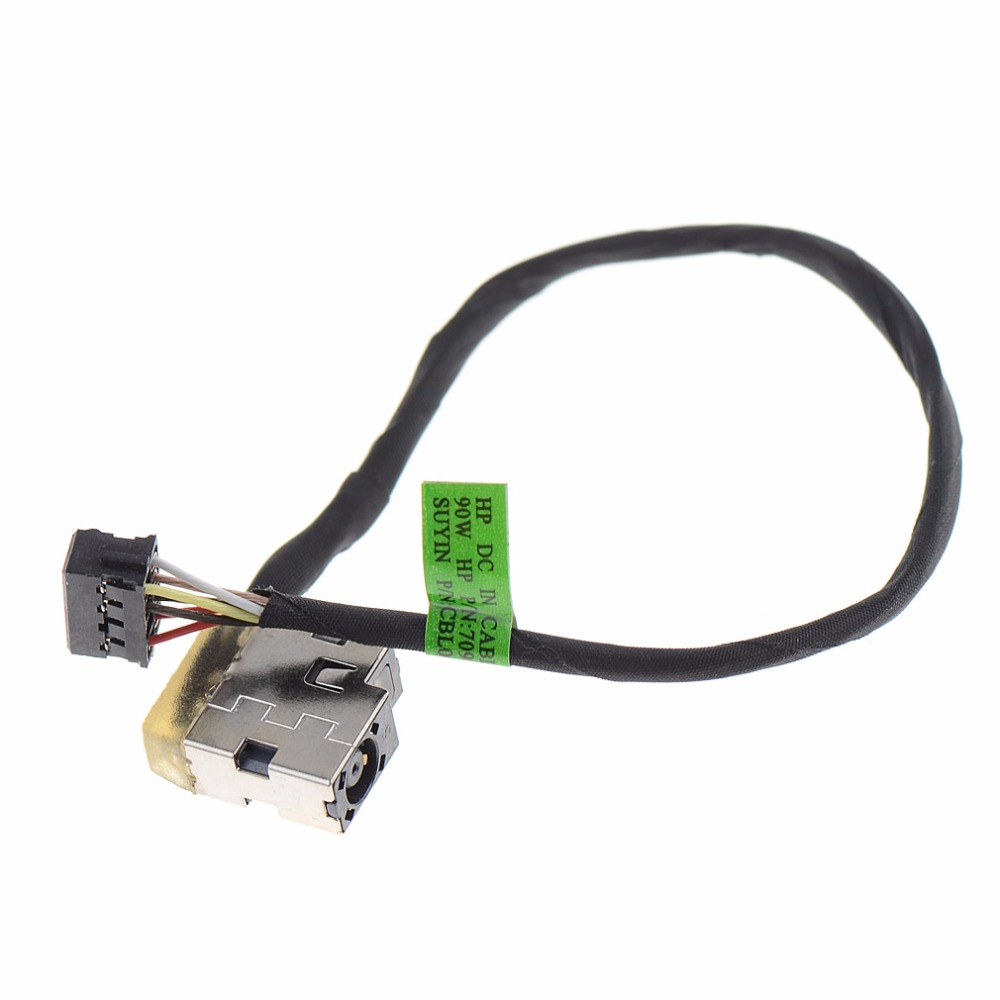 Back To Search Resultscomputer & Office Laptops Connector Replacement Dc Power Jack Port Plug Fit For Hp Pavilion P/n 709802-yd1 Cbl00360-0150 719859-001 P20 In Many Styles