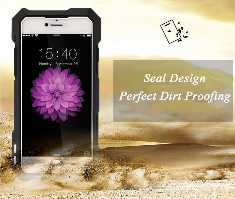 SA92-Dirt-Shock-Waterproof-Metal-Alluminum-Alloy-Phone-Case-For-iPhone-6-6s-Plus-+-Wide-Angle-Lens-Fisheye-Lens-Macro-Lens- (4)