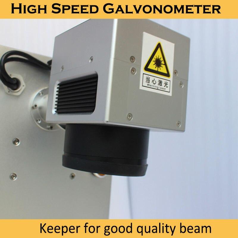 Tasuta kohaletoimetamine Lasermarker 20W kiudoptiline 4. pöörleva - Puidutöötlemisseadmed - Foto 3