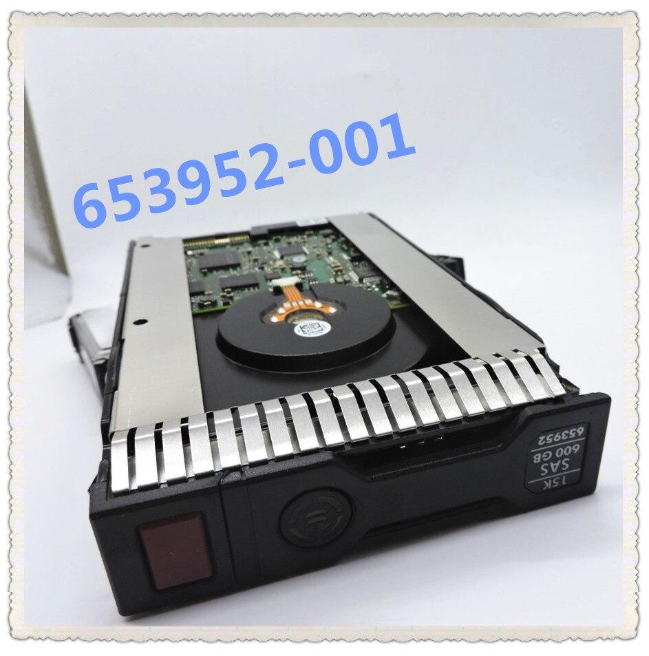 652620-B21 653952-001 533871-003 600g 15 k SAS 3.5 polegada Garantir Novo na caixa original. Prometeu enviar em 24 hoursv