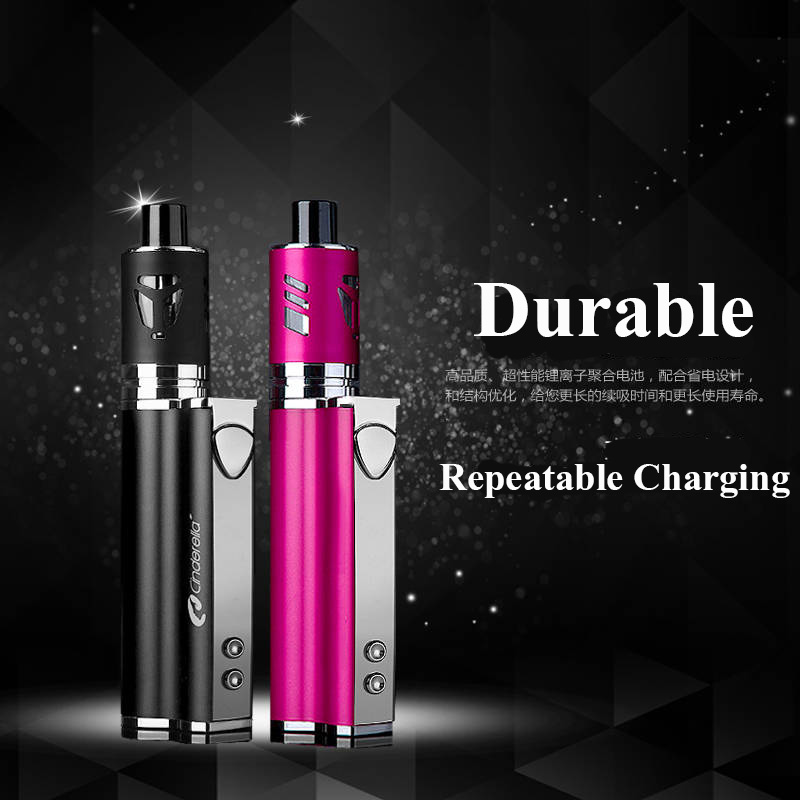 Fersha Electronic Cigarette 80w High-power Fashion Shape Three-color Smoke Players Must Quit Smoking Artifact #5