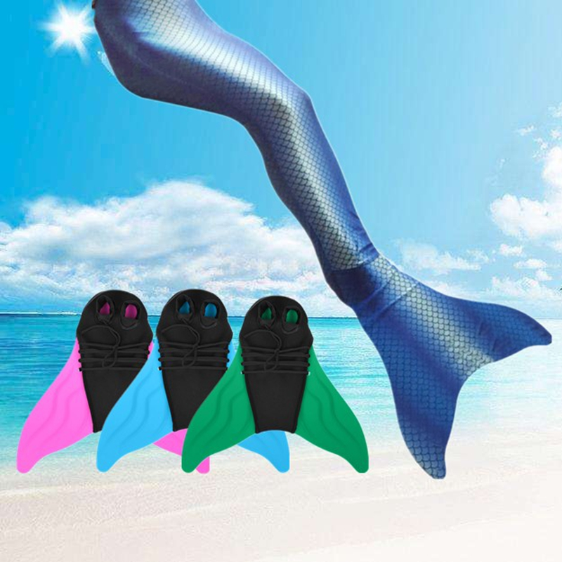 Buy Kids Girls Swimmable Mermaid Tails