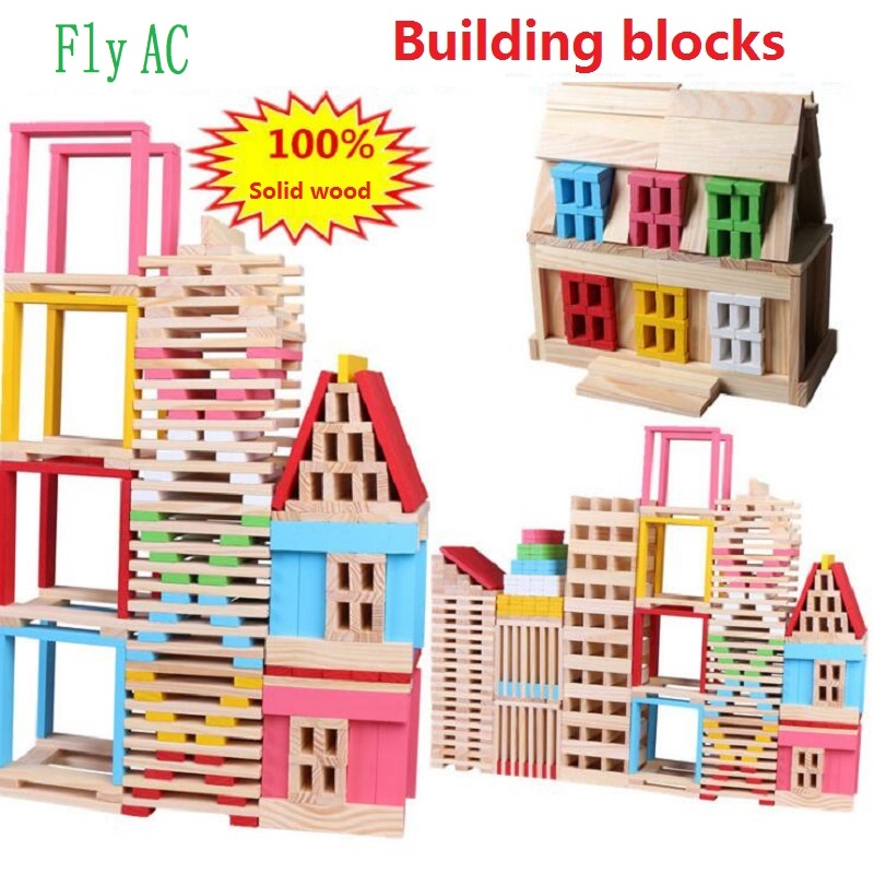 [Fly AC] Montessori New 150pcs Mini Designer Construction Set Model & Building Toy Educational toys for children Birthday Gift montessori educational wooden toys for children knobless cylinder montessori 4 sets of 10 cylinders great gift for kids