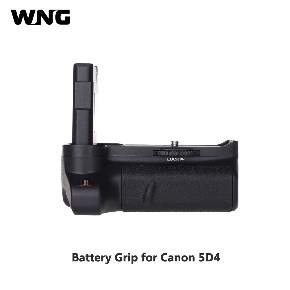 Vertical battery grip for Canon EOS 5D4 Mark4 IV DSLR Camera work with LP-E6N LP-E6 battery