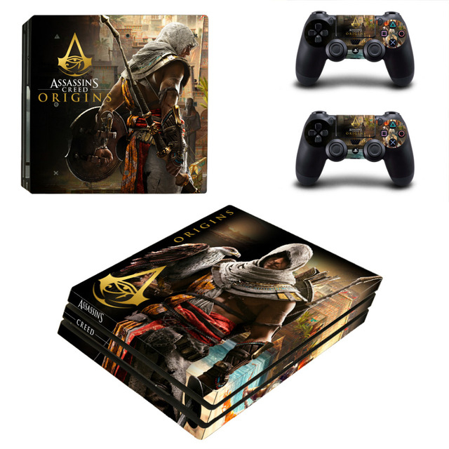 Game Assassin S Creed Origins Ps4 Pro Skin Sticker Consoleskins Co