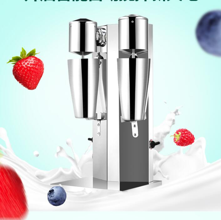free air ship Commercial Cartoon Milk Shake Machine Single Head Mixer Blender Make Milks Foam/Milkshake Bubble Tea Machine приёмник и передатчик для радиосистемы shure fp3 q24
