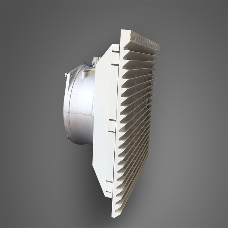 255*255 <font><b>mm</b></font> 115V 230V Air Filter China Supplier with 172*150*50 metal <font><b>fan</b></font> FJK6625M image