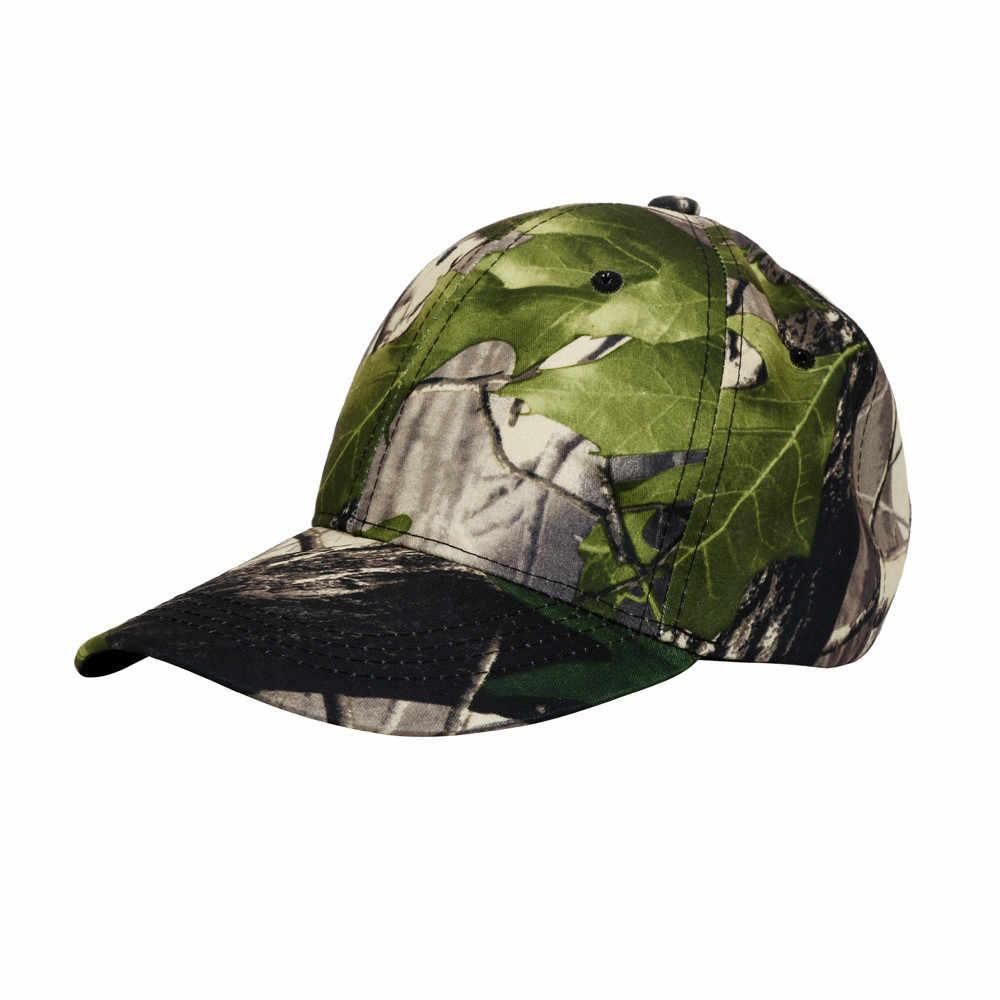 Nova tendência militar camuflagem chapéu chapéu chapéu de sol flatcap beisebol esporte bonés snapback barato boné tático para adulto caça bonés #38