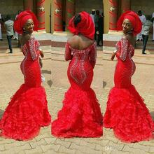 7465ab36d8 Buy aso ebi evening dresses and get free shipping on AliExpress.com