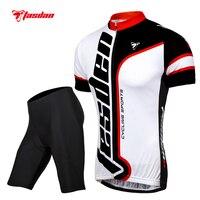 Tasdan Custom Bicycle Jerseys Tour Cycling Shorts Biking Wears Men Skinsuit For Cycling Mountain Bike Race