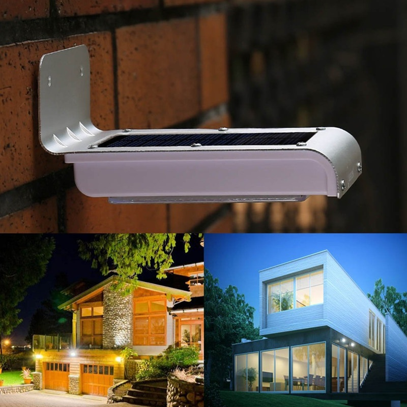 16 LED Motion Sensor Solar lamp PIR Garden power saving Lamp Garden Yard IP65 Waterproof Outdoor Wall street Light blub16 LED Motion Sensor Solar lamp PIR Garden power saving Lamp Garden Yard IP65 Waterproof Outdoor Wall street Light blub