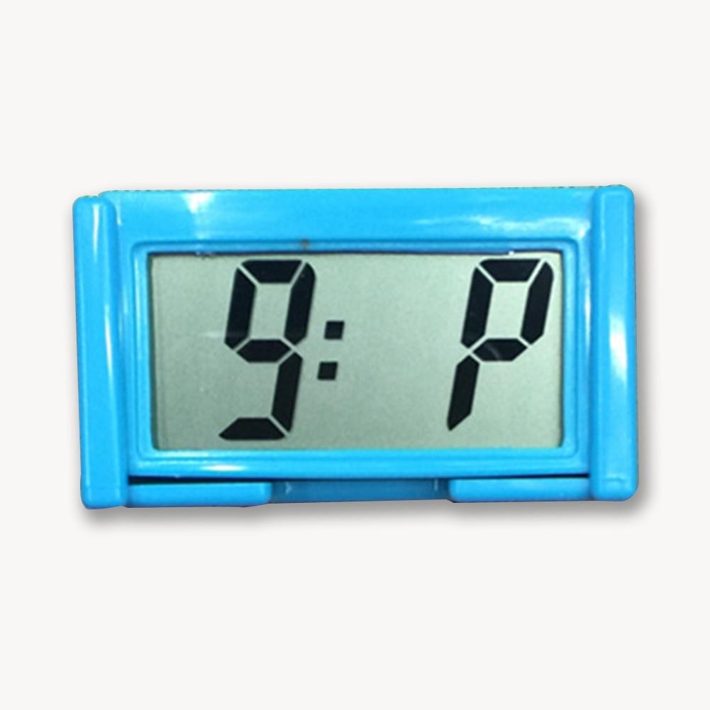 2019 Car Clock Auto Car Truck Dashboard Time Vehicle Electronic Digital Mini Clock accessories