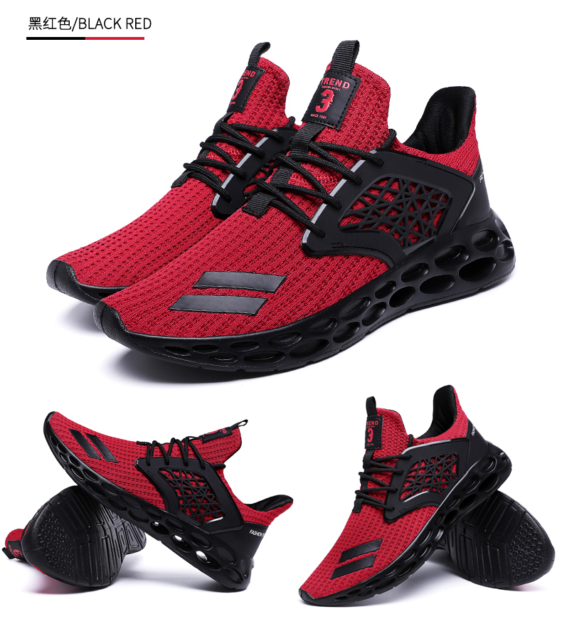 HTB1Qnvod.D.BuNjt h7q6yNDVXax - Shoes Men Sneakers Breathable Casual Shoes Krasovki Mocassin Basket Homme Comfortable Light Trainers Chaussures Pour Hommes