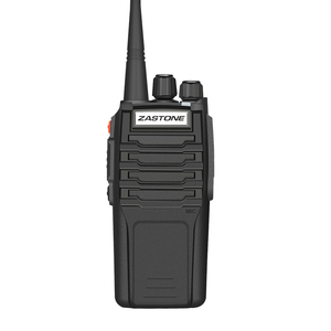 Image 4 - (2 stks) zastone Walkie Talkie A9 10 w Radio Amador UHF 400 480 mhz Handheld Transceiver CB Radio Draagbare Comunicador