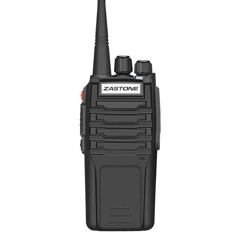 Image 4 - (2pcs)Zastone Walkie Talkie A9 10W Radio Amador UHF 400 480MHz Handheld Transceiver CB Radio Portable Comunicador-in Walkie Talkie from Cellphones & Telecommunications