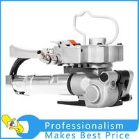 휴대용 공압 달아서 밴딩 도구 PP 및 PET 달아서 마찰 포장 기계 AQD-19
