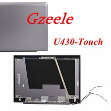 GZEELE New LCD Back Cover Lid 3CLZ9LCLV00 90203118 For Lenov