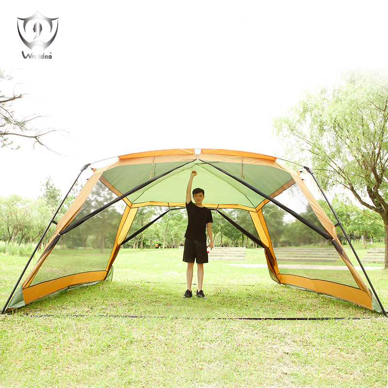 Outdoor Barbecue Camping Tent Awning 8 10 Portable Folding ...