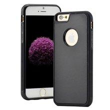 Magical Nano Sticky Anti Gravity Selfie Phone Case For iPhone 5s 6s 7 8 6 plus 7 plus 8 plus Anti-fall Adsorption Hybrid PC TPU цена