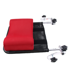 Image 2 - Wheelchair Headrest Neck Support Cushion, Adjustable For Any 16 Inch To 20 Inch Wheelchair With Back Handle Tube